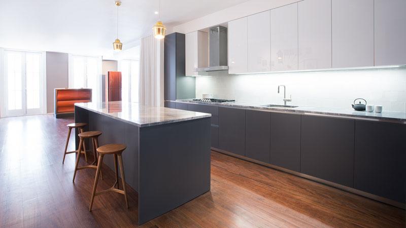 Küche Velvet Profile C