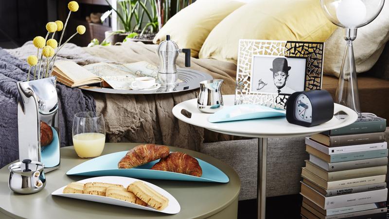 La colazione Alessi
