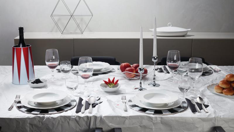 La tavola Alessi