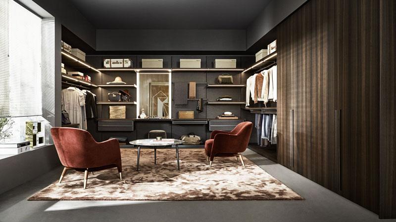 D.153,1, armchairs, 505 storage, D.754,1 carpet