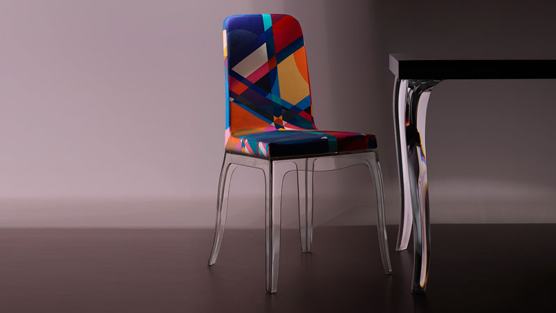 B.B. Chair and Table by Marcel Wanders