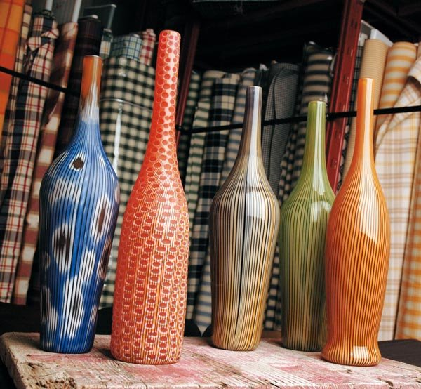 Bottiglie bottiglia silhouette da gino cenedese for Webmobili outlet