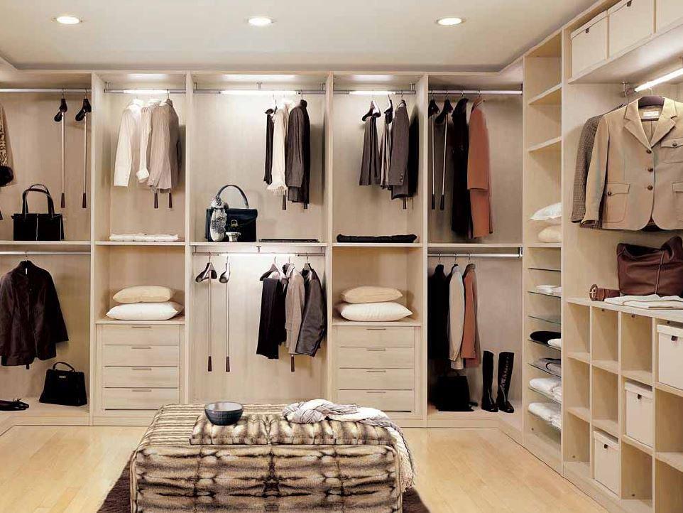Cabine armadio cabina armadio drive da besana mobili - Mobili per cabina armadio ...