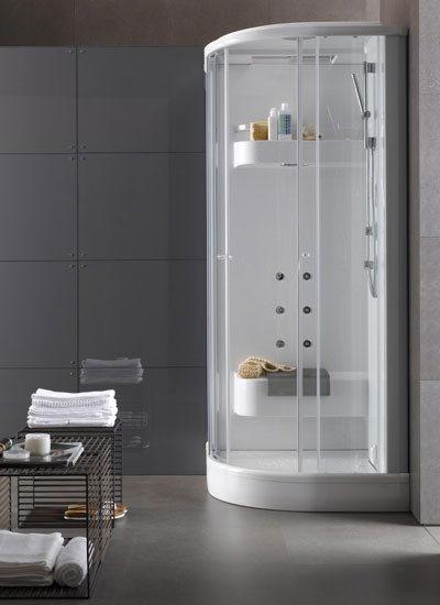 Cabine doccia cabina doccia key box a900 da albatros - Cabine doccia multifunzione albatros ...