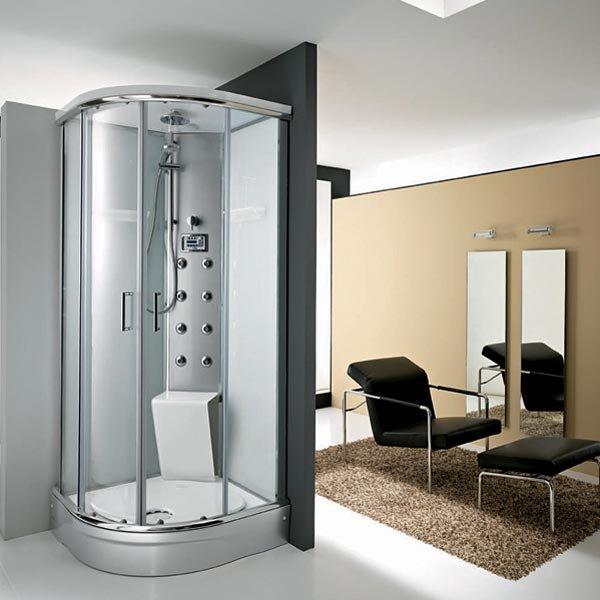 Cabine doccia cabina doccia luxury da titan - Titan bagno san marino ...