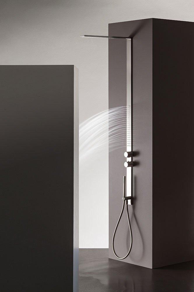 colonne de douche fantini. Black Bedroom Furniture Sets. Home Design Ideas