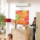 Climatizzatore Inverter Serie JV/GV
