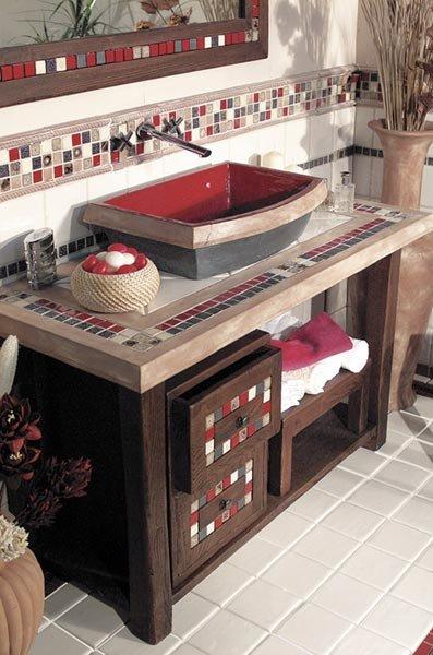 Cotto collezione cristalli rossi da cotto nettuno for Piastrelle 200x100