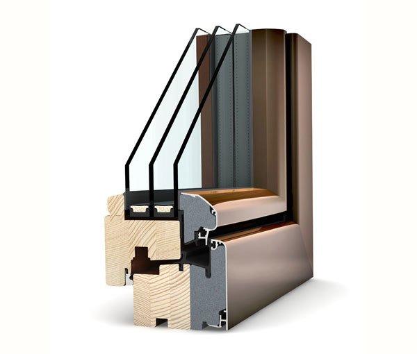 Finestre finestra hf 310 a da internorm for Internorm a torino