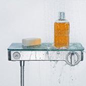 Gruppo doccia Shower Tablet Select 300