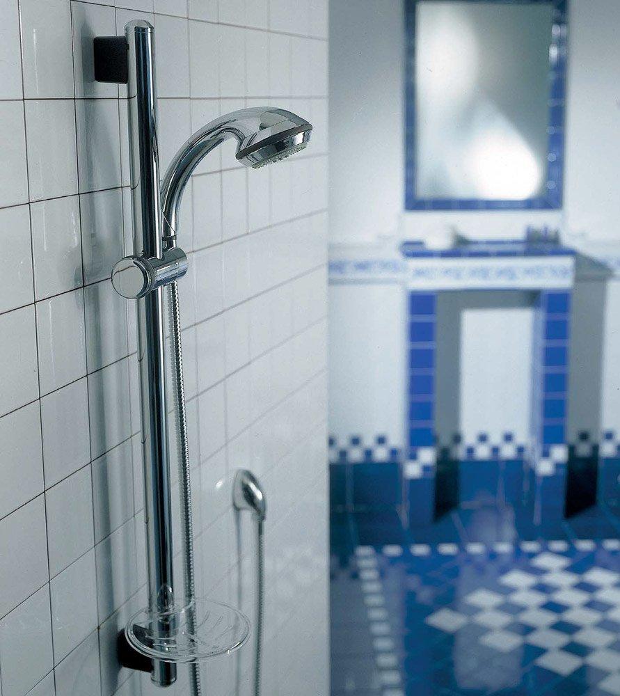 Gruppi doccia e vasca gruppo doccia fisio da visentin for Gruppo doccia