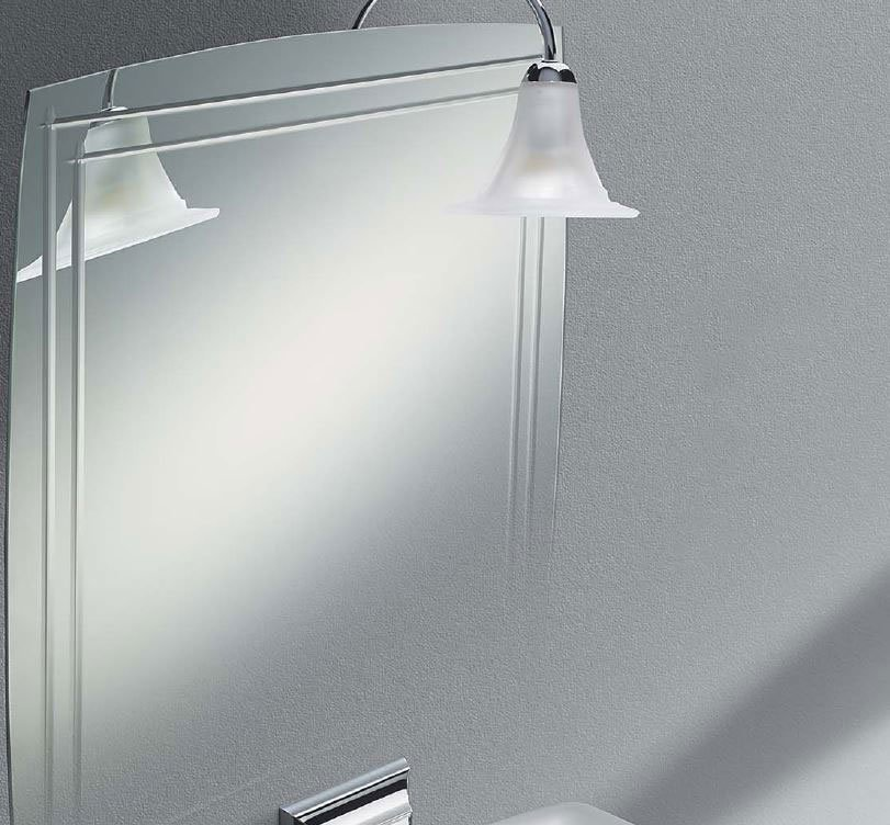 Illuminazione bagno lampada portofino da colombo design - Illuminazione bagno design ...