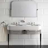 Lavabo consolle Wide Blues
