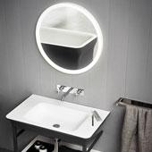Lavabo consolle Novecento XL