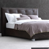 Bed Gala 18 S Quadro
