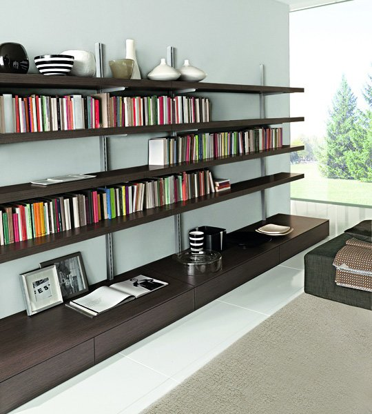 Librerie sospese tutte le offerte cascare a fagiolo for Offerte librerie moderne