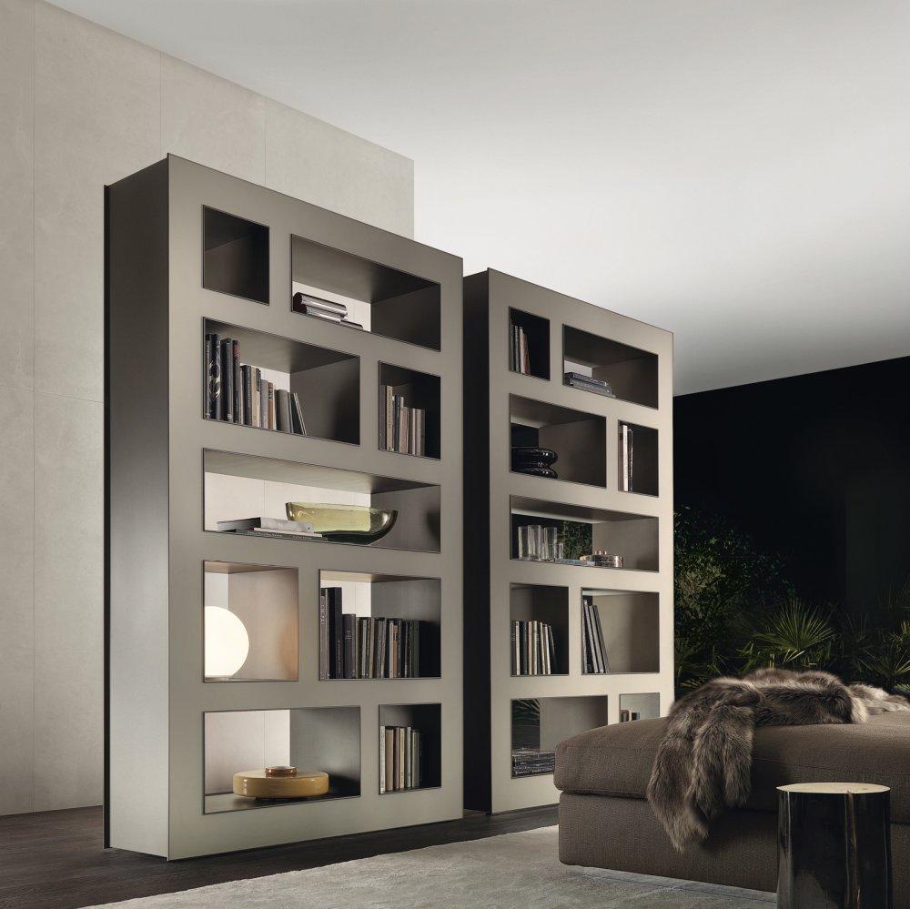 Librerie e scaffali libreria stele da rimadesio - Librerie ikea immagini ...