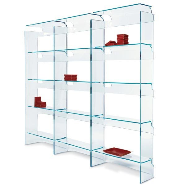 Libreria In Vetro E Acciaio ~ la scelta giusta è variata sul design ...