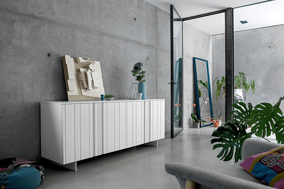 mobili contenitori madia design da dall 39 agnese