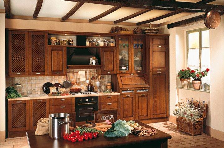 Mobili per cucina cucina il mulino da scic for Arredamenti frascati