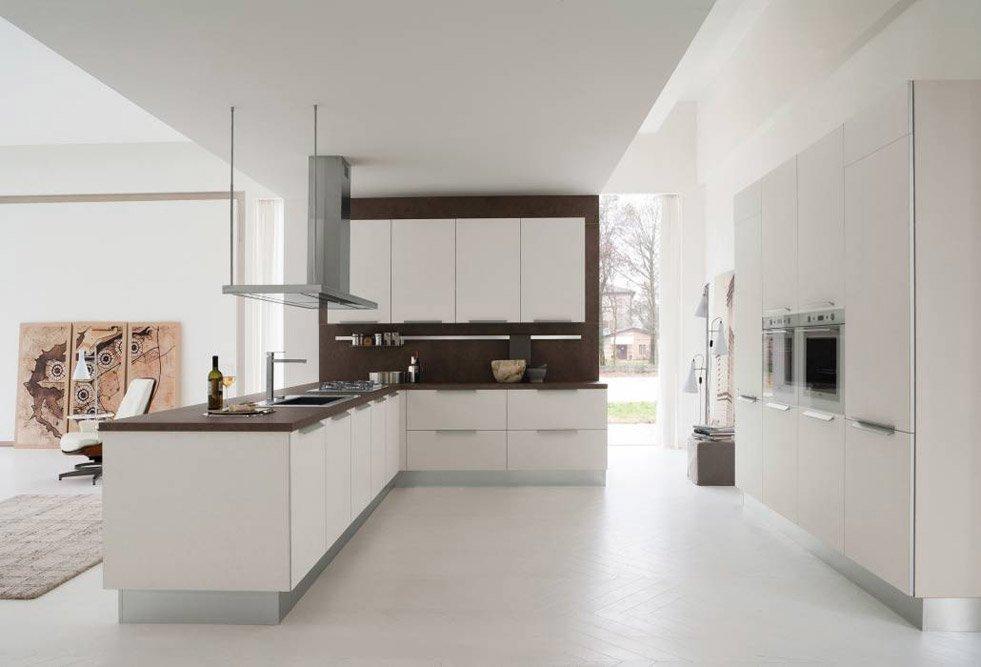 Mobili per cucina: Cucina Less Chic [b] da Febal Casa