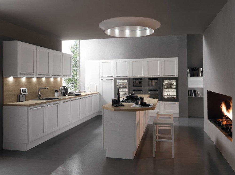 Mobili per cucina cucina kelly b da febal casa - Cucine febal immagini ...
