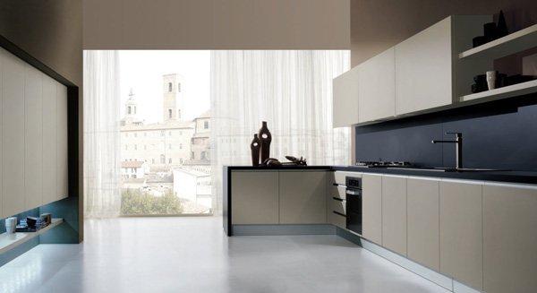 Mobili per cucina: Cucina Amalfi [b] da Del Tongo