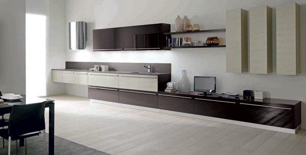 Mobili per cucina: Cucina Rodi [b] da Del Tongo