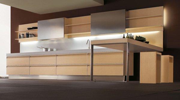 Mobili per cucina: Cucina Plana [c] da Del Tongo