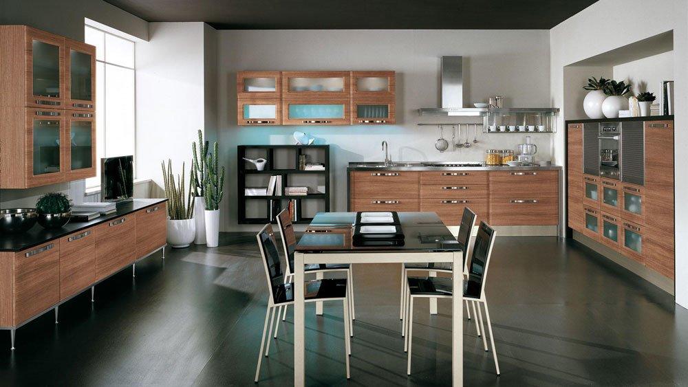 Mobili per cucina: Cucina Doris [a] da Lube Cucine