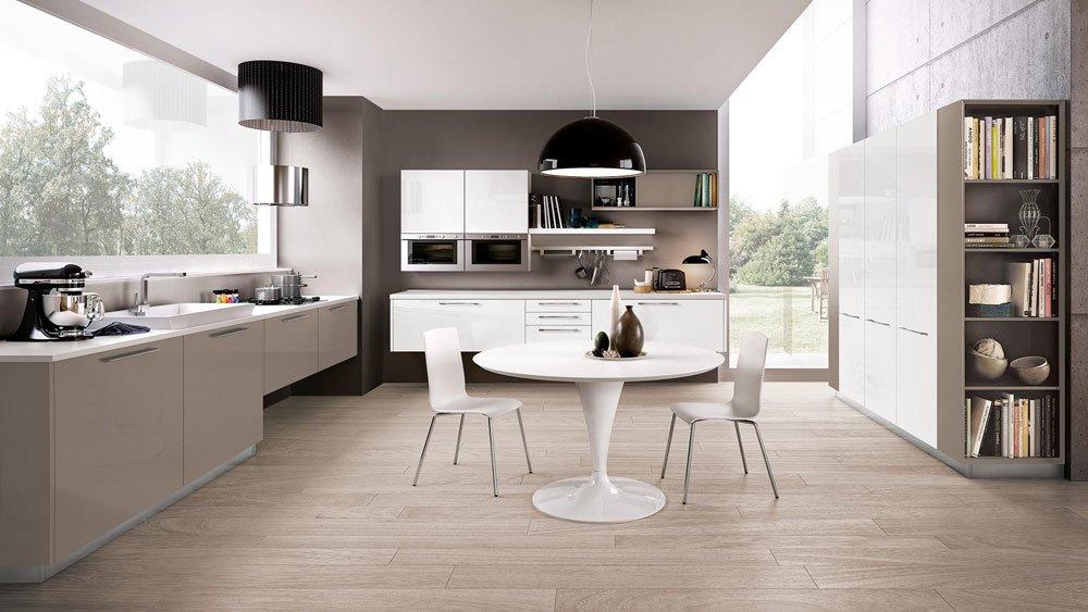 Mobili per cucina cucina adele c da lube cucine - Cucine lube firenze ...