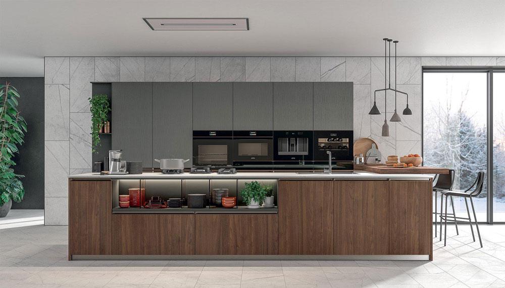 Mobili per cucina cucina immagina head da lube cucine - Cucine lube firenze ...