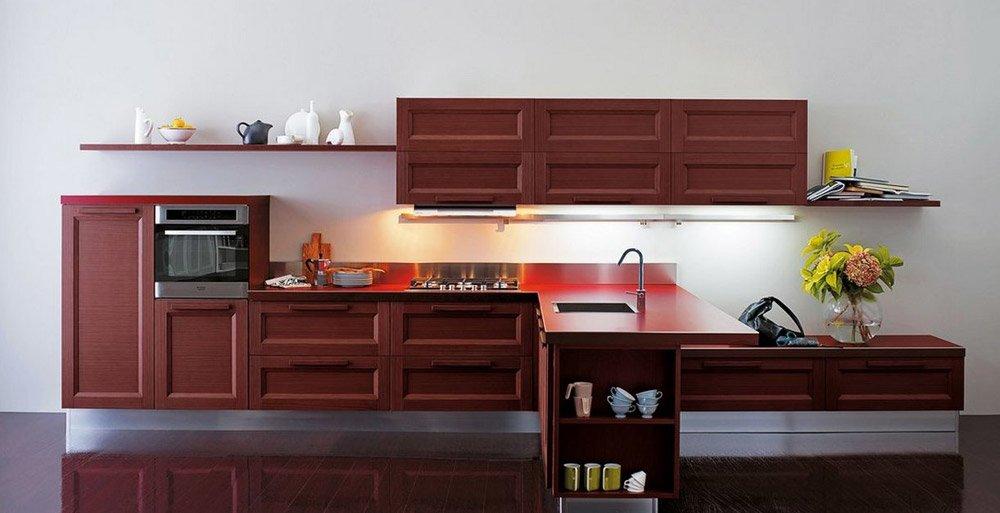 Mobili Per Cucina: Cucina Aqua [A] da Aran Cucine