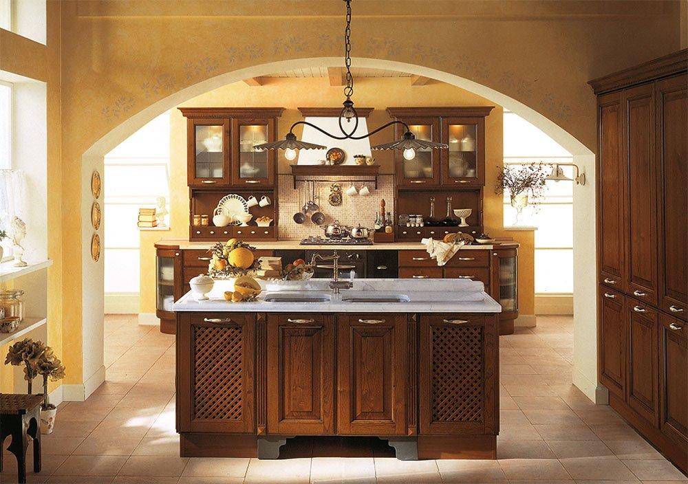 Cucina Provenzale [a] - Aran Cucine