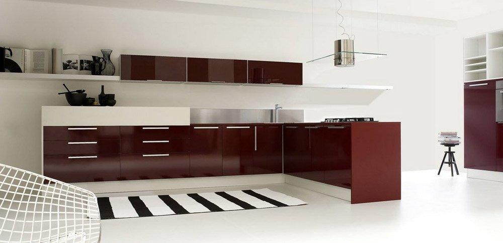 Mobili per cucina cucina mia da aran cucine - Aran cucine torino ...