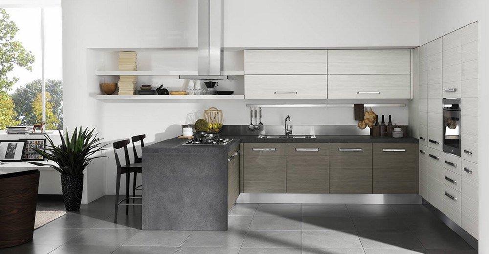 Mobili per cucina: Cucina Doga Colours da Aran Cucine