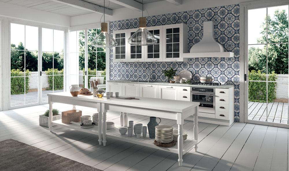 Mobili per cucina cucina ylenia da aran cucine - Aran cucine roma ...