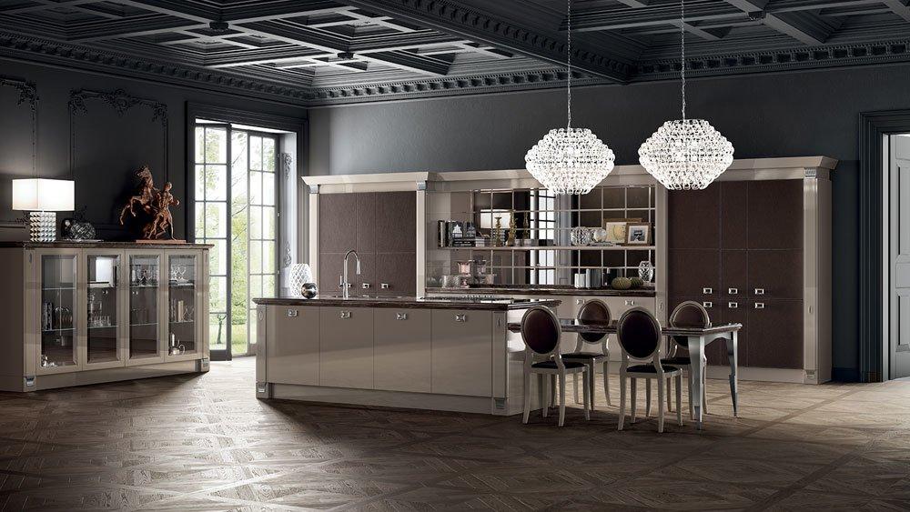 Mobili per cucina cucina exclusiva da scavolini for Webmobili outlet