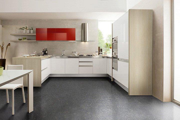 Mobili per cucina cucina styling a da spagnol cucine - Spagnol mobili prezzi ...