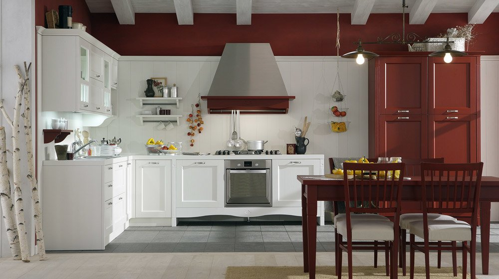 Mobili per cucina cucina gretha da veneta cucine - Veneta cucine gretha ...