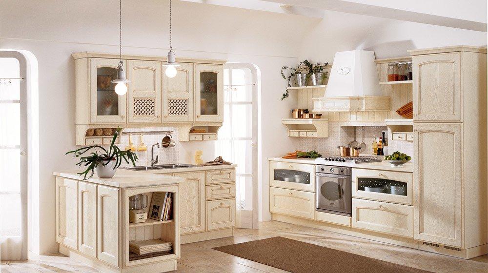 Mobili per cucina cucina villa d este a da veneta cucine for Veneta cucine bolzano