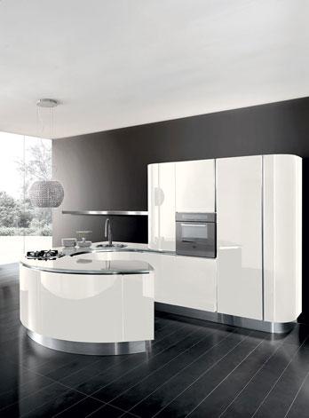Cucina Volare [b] by Aran Cucine Medio