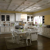 Cucina Romantica Decor