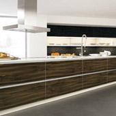 Cucina Alnoart Woodglass