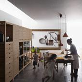 Cucina Artematica Vitrum & SineTempore