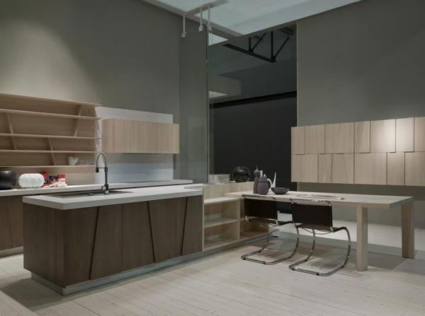 Дизайн кухни просто