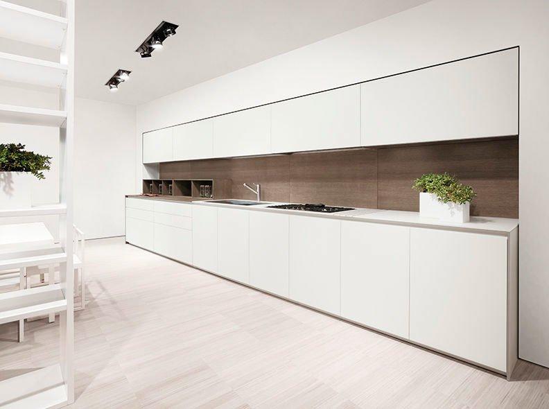 Forum disegno o rendering cucina ad angolo - Cucine total white ...