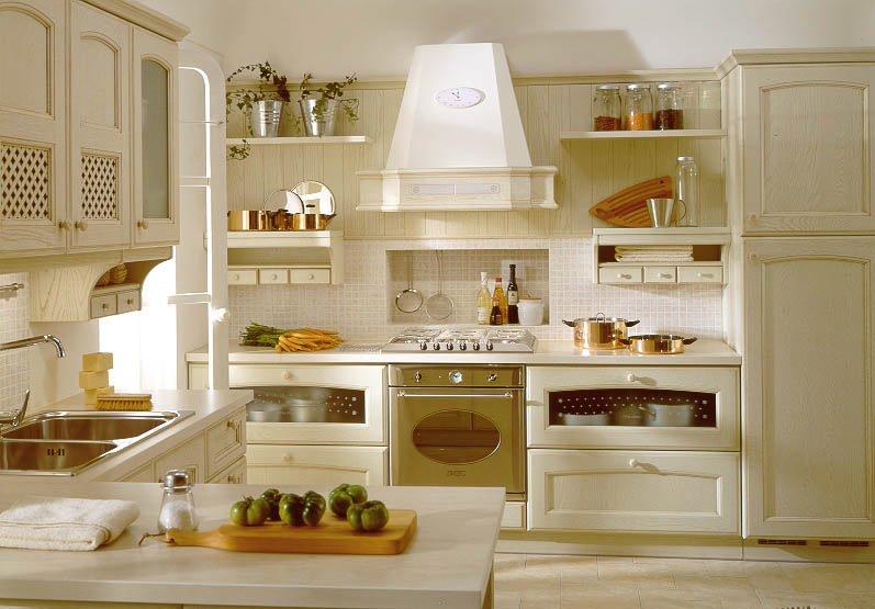 Mobili Per Cucina Cucina Villa D Este A Da Veneta Cucine ...