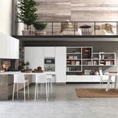 Cucina Ice Industrial Edition 01 da Febal Casa