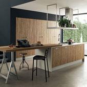 Cucina Sand Industrial Edition 04 da Febal Casa
